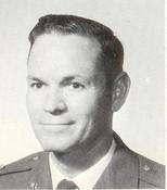 Maj. Garland Virden - ROTC