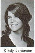 Cynthia Johanson