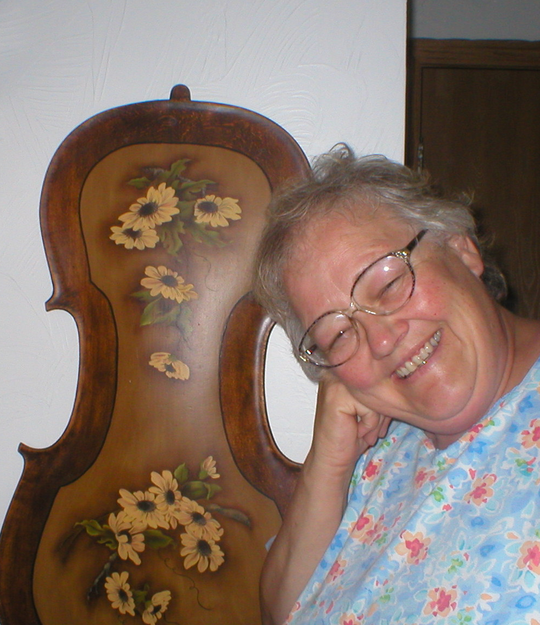 Virginia Ewoldt