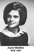 Joyce Maddox
