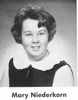 Mary Anne Neiderkorn (Gerlach)