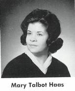 Mary Haas (Schultz)