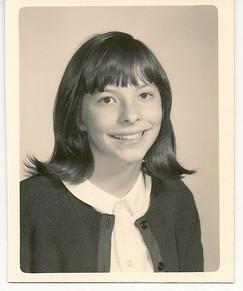 Betty Barr JMHS 1970