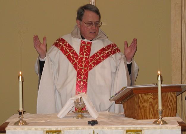 Rev. Richard F. Davidson, FSGG