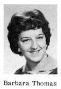 Barbara T Thomas (Pennell)