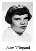 Jane Wiegand