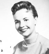 Roberta Grace Weeks (Straley)