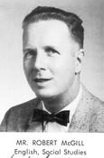 Robert George McGill