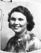 Florence McBurney (Lefebvre, Ewing)