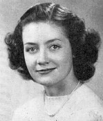 """Margaret Ann """"Peggy"""" Roberts (Robbie)"""