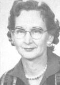 Irma Carolyn Powell (Bullock)