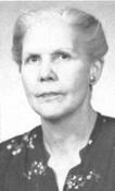 Martha Dugdale