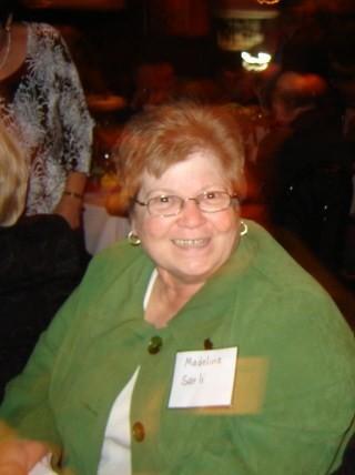 Sister Madeline Sarli SSJ