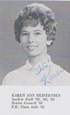 Karen Ann Reinertsen