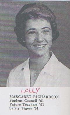 Margaret (Lolly) Richardson