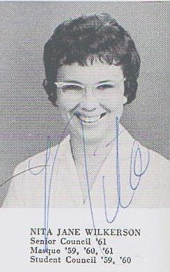 Nita Jane Wilkerson