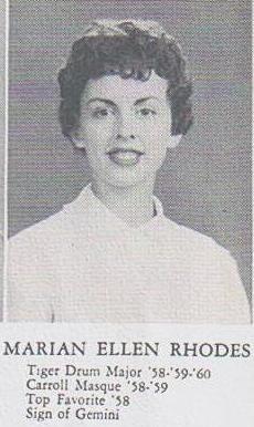 Marian Ellen Rhodes