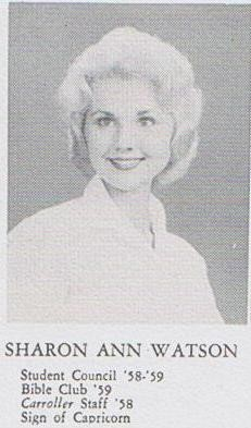 Sharon Ann Watson