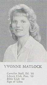 Yvonne Matlock