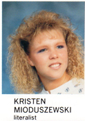 Kristen Mioduszewski