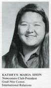 Kathryn Shon