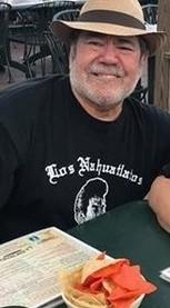 Candelario F Huerta Jr