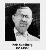 Nels Sandberg (General Manager)