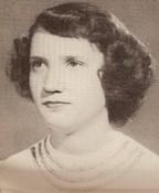 Norma Wood (Webb)