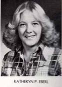 Kathy Eberl