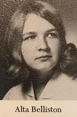 Alta Marie Belliston