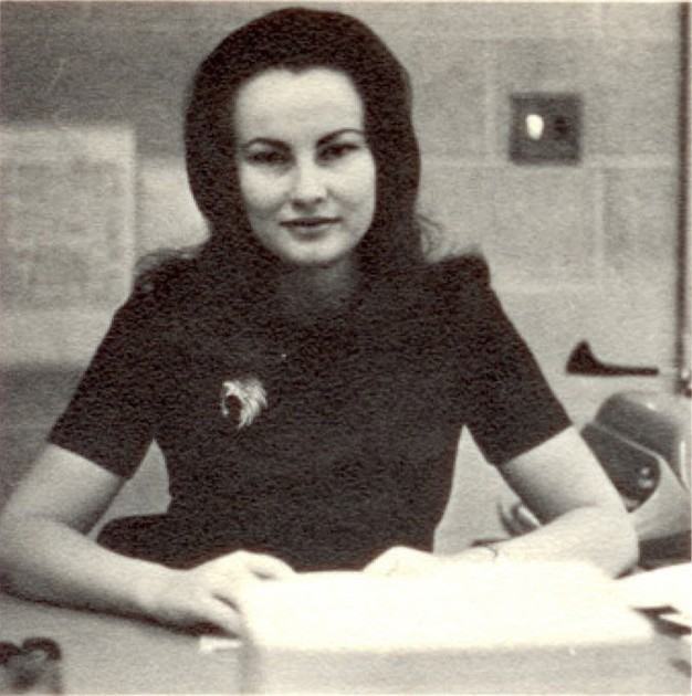 Evelyn Swystun  (office staff)