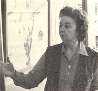 Hazel Guyol  (English department chariman)