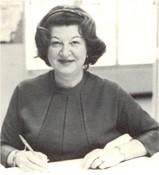 Dorothy Wolfe (English Teacher)