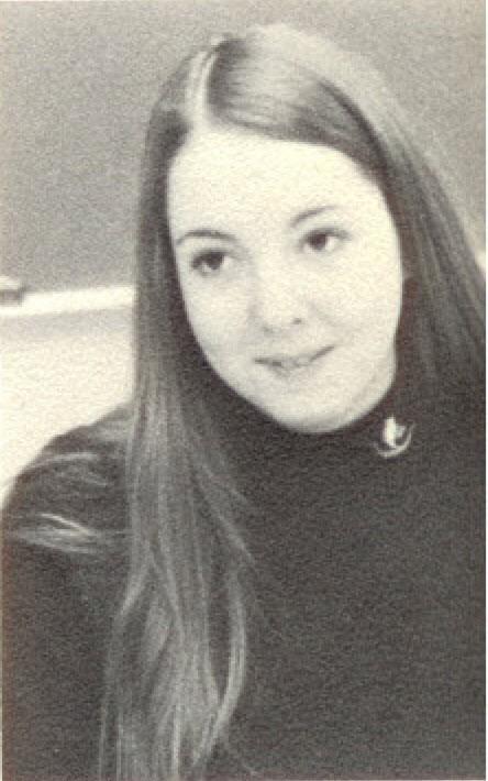 Claudia Nickel  (English teacher)