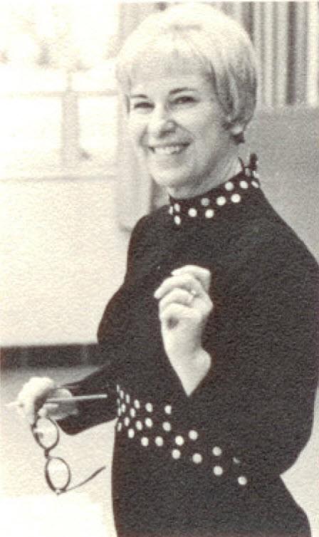 Francis Sanders  (English teacher)