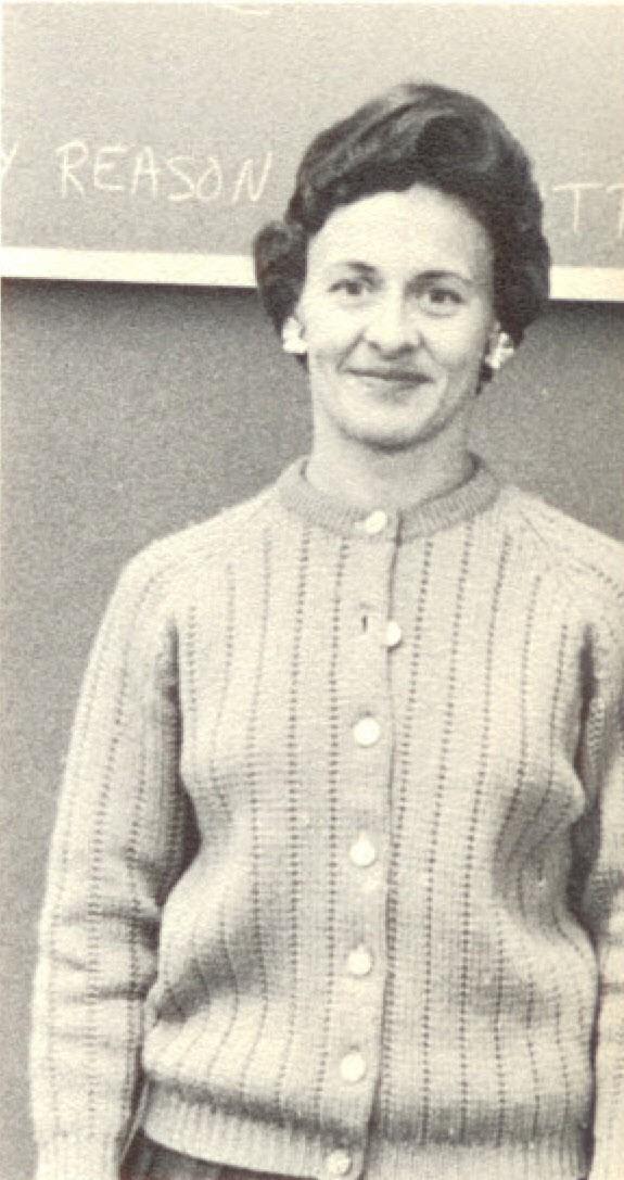 Jean Makela (chemistry teacher)