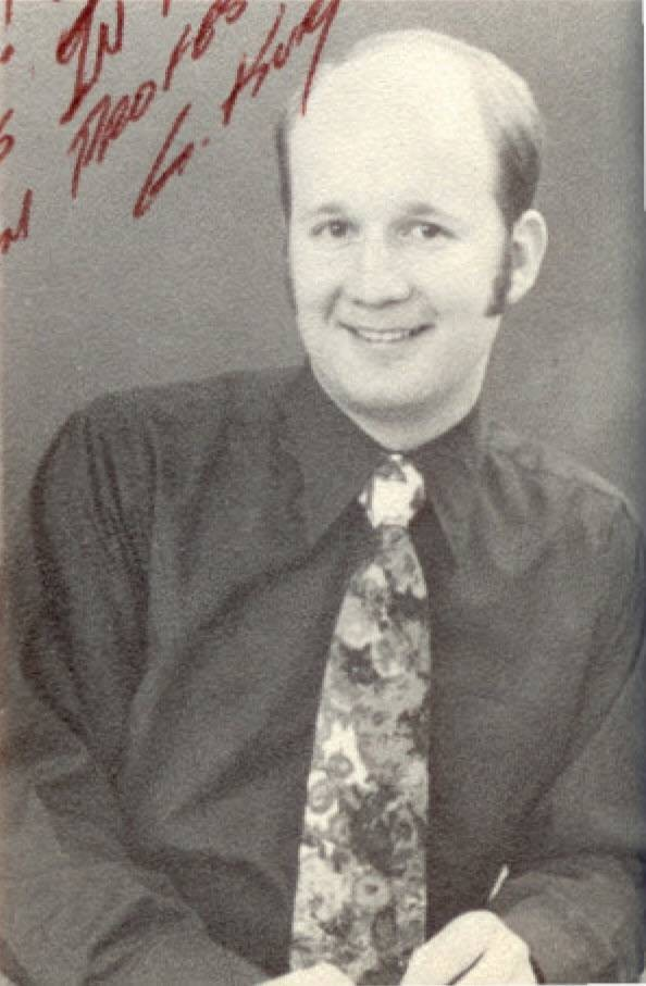Gerry Kurtz  (drafting teacher)