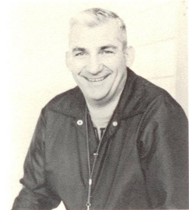 Herb Schroeter (phys educ/cross cntry & baseball coach)