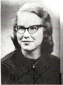 Sherrill Ellen Burton (Strawder)