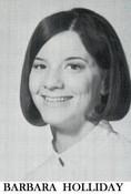 Barbara Holliday