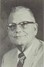 Harold J Froning (Guidance Counselor And Vice-Principal)