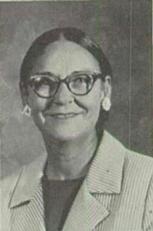 Stella May Hamilton (Née Smith) (Mathematics Teacher)
