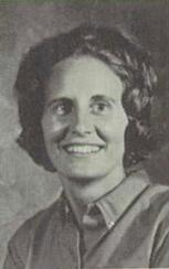 Jean Ann Nickerson (Bierig -Physical Education Teacher)