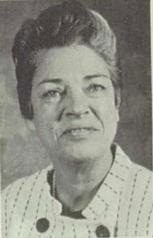 Marie Lakme Née Perez Coakley (English Teacher)