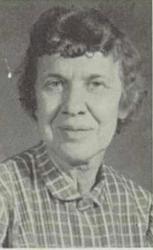 Faye Powell (Social Studies Teacher)