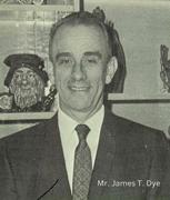 James Travis Dye (Business Teacher And Vice-Principal)