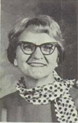Evelyn Ruth Thompson (English Teacher)