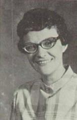 Shirley Faye Née Walker Gabrielson (Journalism Teacher)