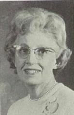 Margaret Mary Née Kelley Bumpas (Home Economics Teacher)