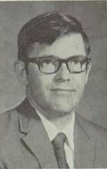 George Edgar Hudson (Driver's Education And Industrial Arts Teacher)